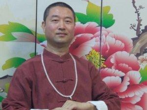 Qigong teacher Ning