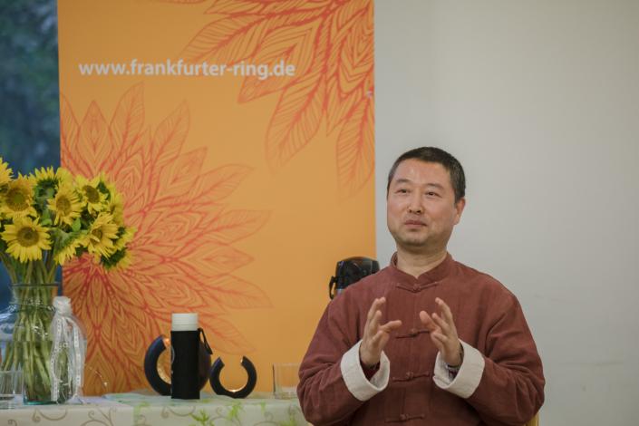 qigong teacher Ning laoshi